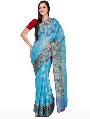 Get best deal for Bunkar Self Design Daily Wear Cotton Sari at Compare Hatke