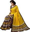 Roop Kashish Printed Art Silk Sari - SARDTMFSDY4WBVGP