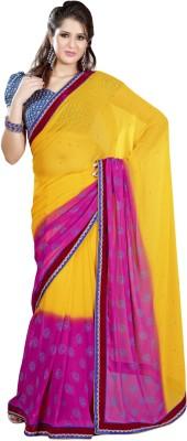 Triveni Printed Daily Wear Georgette Sari