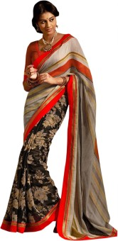 Roop Kashish Printed Fashion Cotton, Silk Sari - SARE2V3FF3F83XRF