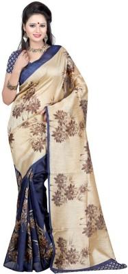 Kanchanafashion Printed Fashion Raw Silk Sari
