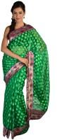 9rasa Floral Print Brasso Sari