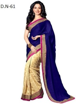 Sumitra Designs Self Design Bollywood Jacquard Sari