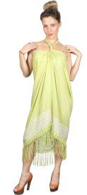 Iracc Solid Women's Sarong