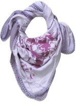 Lotsa Fashion Floral Print Viscose Women's Scarf