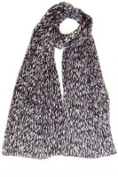 Hi Look Animal Print Rayon Women's Scarf