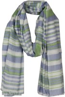 True Fashion Stripes Viscose Women's Scarf