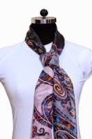 Portia Printed Cotton Women's Scarf - SCFDYHHQFQU8RBYZ