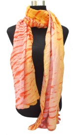 Shiborika Striped Cotton Women's Stole
