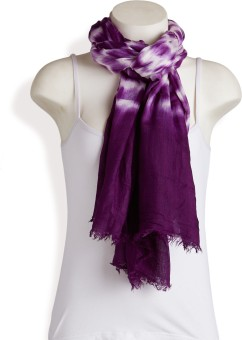 Red Lorry Printed Viscose Women's Scarf - SCFEAGCYQXMDQFHR