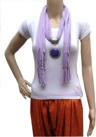 Grace Fashion Villa Solid Polyester Women's Scarf