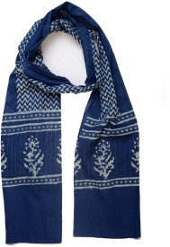 Add to Style Printed Cotton Women's Scarf