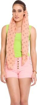 J Style Printed Cotton Women's Scarf - SCFE8HPXFJJUMH3Z