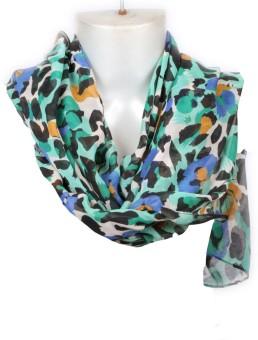 Trendif Printed Spun Polyester Women's Scarf - SCFE5DJJTRGSFH47