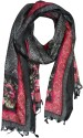 Indiatrendzs Printed Polyester Women's Scarf