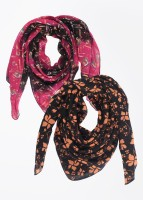 Shree Printed Polyester Women's Scarf