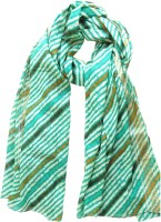 Hi Look Stripes Cotton Women's Scarf