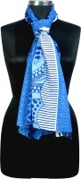 Jaipur Vogue Geometric Print Cotton Women's Scarf