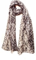 Hi Look Animal Print Chiffon Women's Scarf