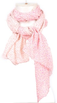 Trendif Printed Spun Polyester Women's Scarf - SCFE5DJJ7EFNTP2Y