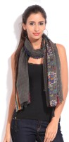 Get Wrapped Printed Cotton Blend Women's Scarf - SCFDY87P3XWUMPAG