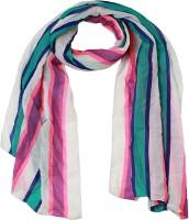 20 Dresses Stripes Viscose Women's Scarf