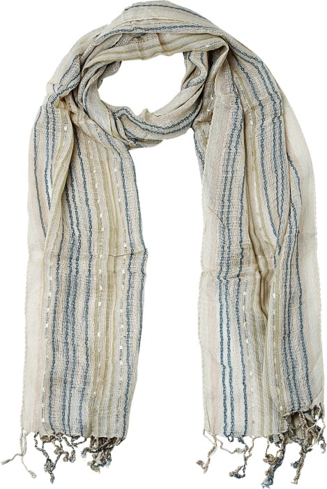 20 Dresses Stripes Viscose Women's Scarf