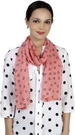 Stynch.com Applique Cotton Women's Scarf