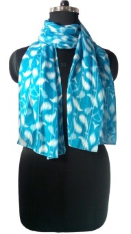 Anuze Fashions Printed Poly Cotton Women's, Girl's Scarf