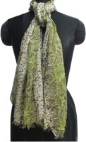Jayram Handloom Animal Print Viscose Women's Scarf