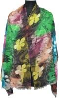 Numalo Floral Print Cotton Women's Scarf - SCFE26TPGZPCFTDA