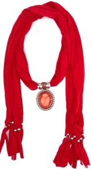 Grace Fashion Villa Solid Cotton Hozri Fabric Women's Scarf - SCFEBWGYGXSPCU88