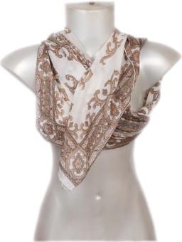 Trendif Printed Spun Polyester Women's Scarf - SCFE5FG6ZSTHJVHA
