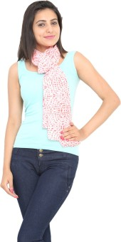 J Style Printed Cotton Women's Scarf - SCFE8HPX8XNHFVQS