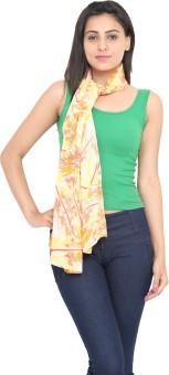 J Style Printed Cotton Women's Scarf - SCFE8HPXX7P9EWNN