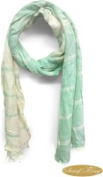 ScarfKing Striped Viscose Women's Scarf