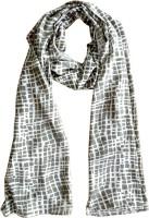 Hi Look Geometric Print Polyester Women's Scarf - SCFDWVKPHHJYRZDW