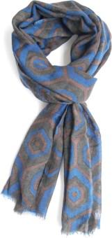 Wool Scarf Printed Pashmina Women's Scarf