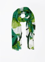 Red Lorry Printed Cotton Women's Scarf - SCFDYP6JPRFHZZYU