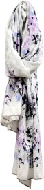 CourtlyLove Printed Viscose Women's Stole