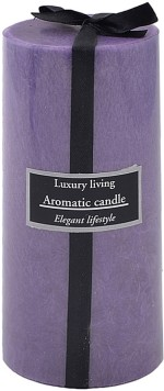 """The Yellow Door Scented Candles The Yellow Door Lavender Scented Candle 6"""" x 3"""""""