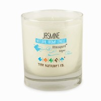 The Natures Co Jasmine Natural Aroma Candle (160 G)