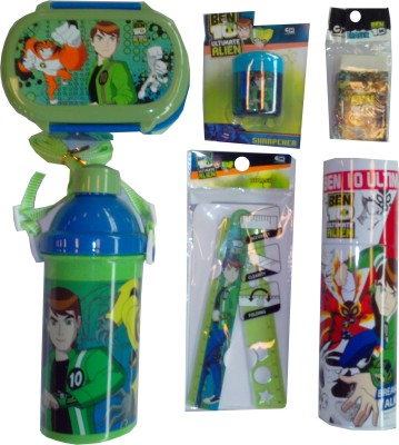 Buy Cartoon Network Ben 10 School Set: School Set