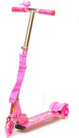 Grabby G600SS(Pink) Skate Scooter (Pink)