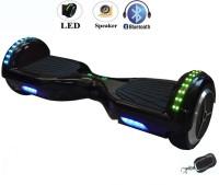 1 Crazy Designer 1 Crazy Designer Hoverboard Segway Balance Weel Scooter - H-6.5-OLD-L-BLACK Electric Scooter (Black)