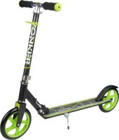Yonker YONKER Heavy Metallic Big Size 2 Wheel Height Adjustable Scooter (Heavy Duty) - YS1004 (GREEN) - SENIOR SIZE PUSH SCOOTER SENIOR Scooter (GREEN)