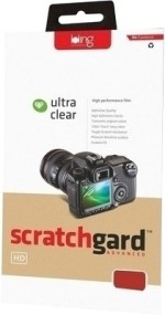 Scratchgard Screen Guard for Nikon CP S6500