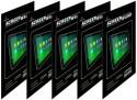 Screenward Pack Of 5 SWM4 Anti Fingerprint Screen Protector For The New IPad (iPad 3) - ACCDWCWXT8EFXUSC