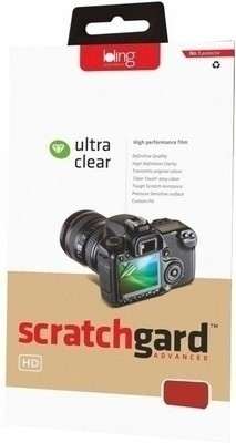 Scratchgard Screen Guard for Nikon CP S800c