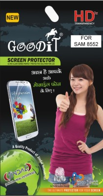 Goodit SG/CL/SA/8552 Clear Screen Guard for Samsung Galaxy Win I8552
